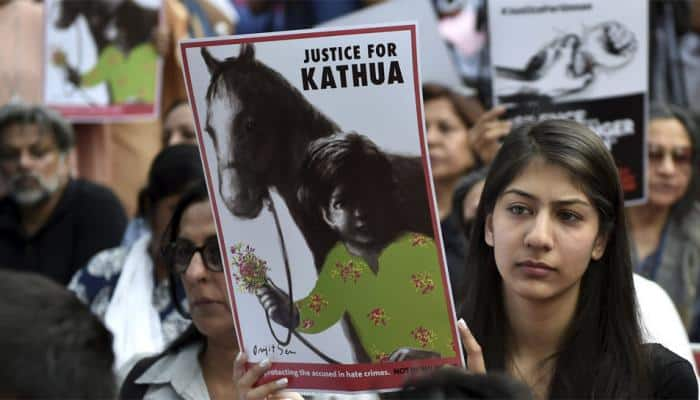 Congress holds protests in Mangaluru against Kathua and Unnao rape cases