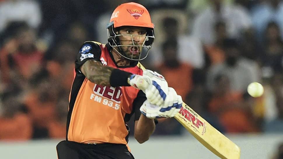 IPL 2018: Shikhar Dhawan injury robs SRH of strong start