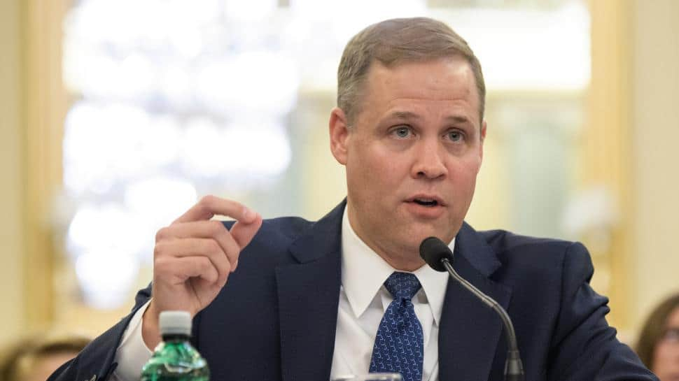 US Senate confirms Jim Bridenstine as new NASA chief