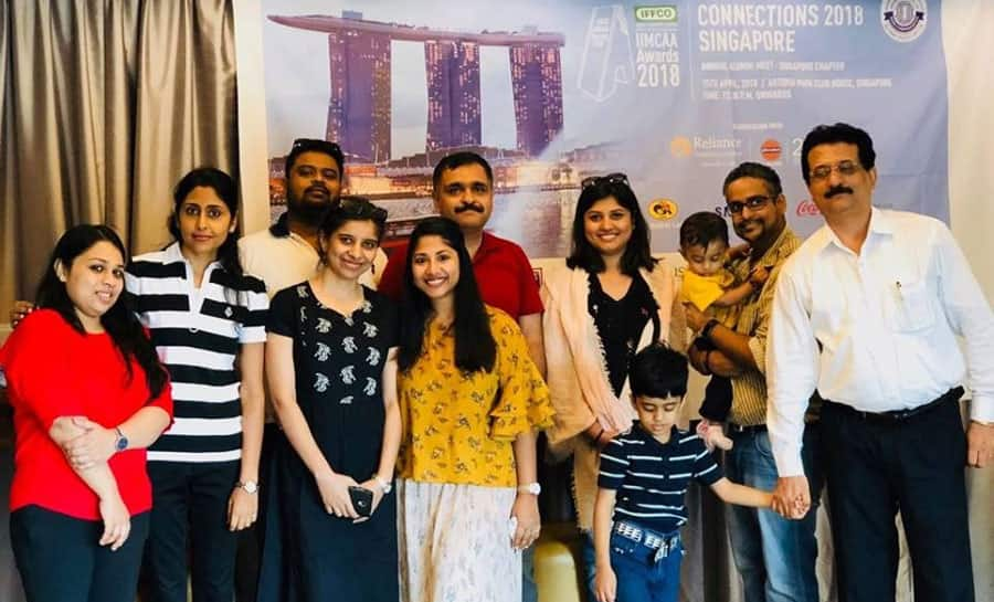 IIMC Alumni meet: Patna, Singapore celebrate Connections 2018