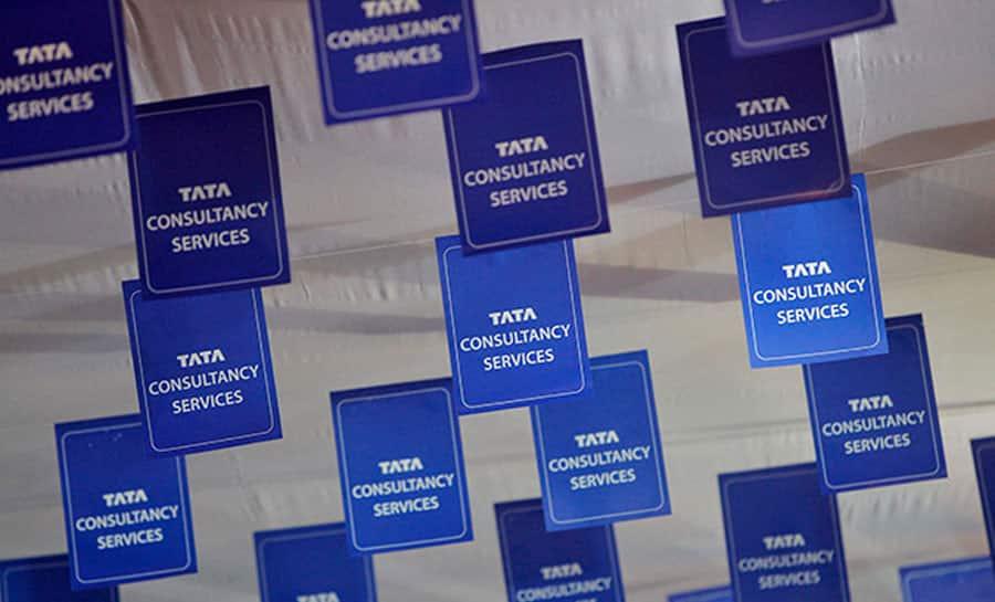 TCS shares jump 7%; company close to $100 billion m-cap mark