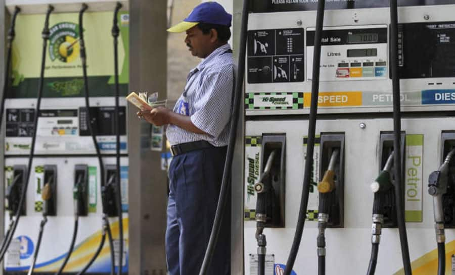Petrol price in Delhi touches Rs 74.08/litre, highest since September 2013