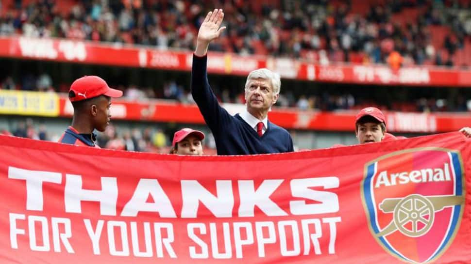Arsene Wenger to step down as Arsenal manager after two decades in charge