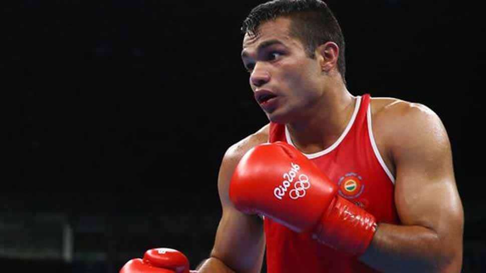 Indian boxers will improve medals tally at Asian Games: Vikas Krishan