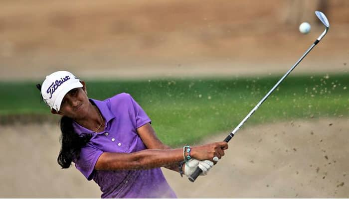 Aditi Ashok Tied-16th after Los Angeles Open Round 2