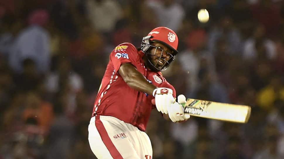 IPL 2018: Rahul, Gayle make short work of KKR in rain interrupted game