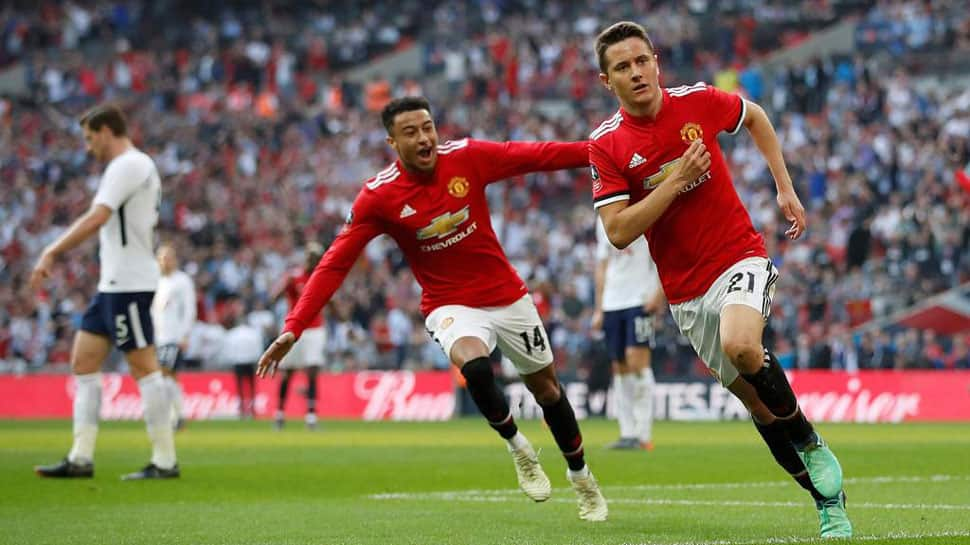 Manchester United weather Tottenham Hotspur storm to reach 20th FA Cup final
