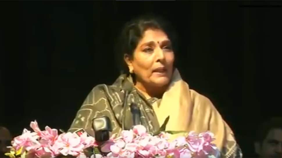 'Kitne aadmi the': Congress leader Renuka Chowdhury kicks row over comment on gangrape