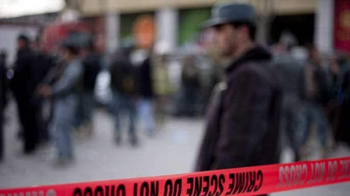 Roadside bomb kills 5 in Afghanistan