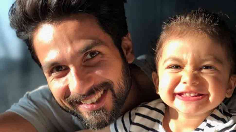 Mira Rajput wanted to share the news of her pregnancy with the world: Shahid Kapoor