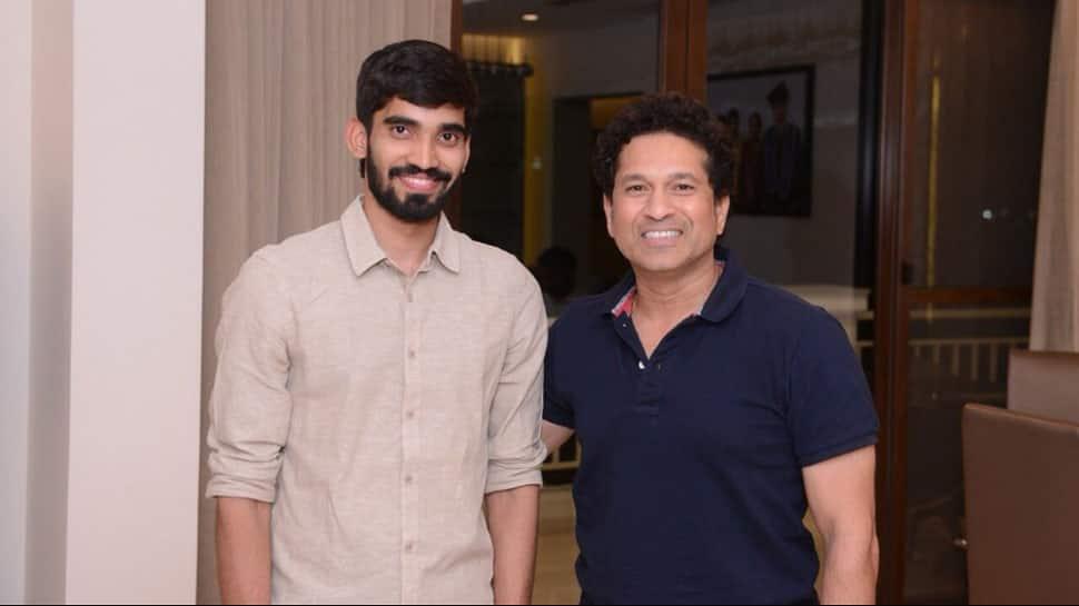 Kidambi Srikanth thanks Sachin Tendulkar for motivating him