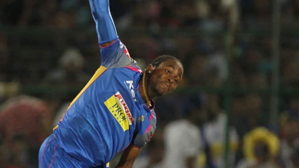 IPL 2018: Fiery West Indian Jofra Archer makes waves on IPL debut for Rajasthan