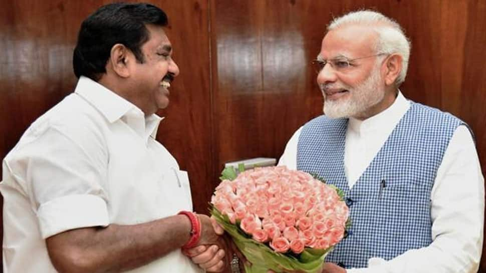 Signs visible for working with BJP like double-barrelled gun in Indian politics: AIADMK