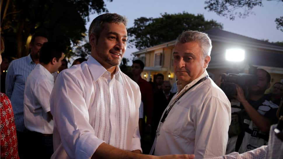 Conservative Mario Abdo Benitez wins Paraguay presidential poll: Reports