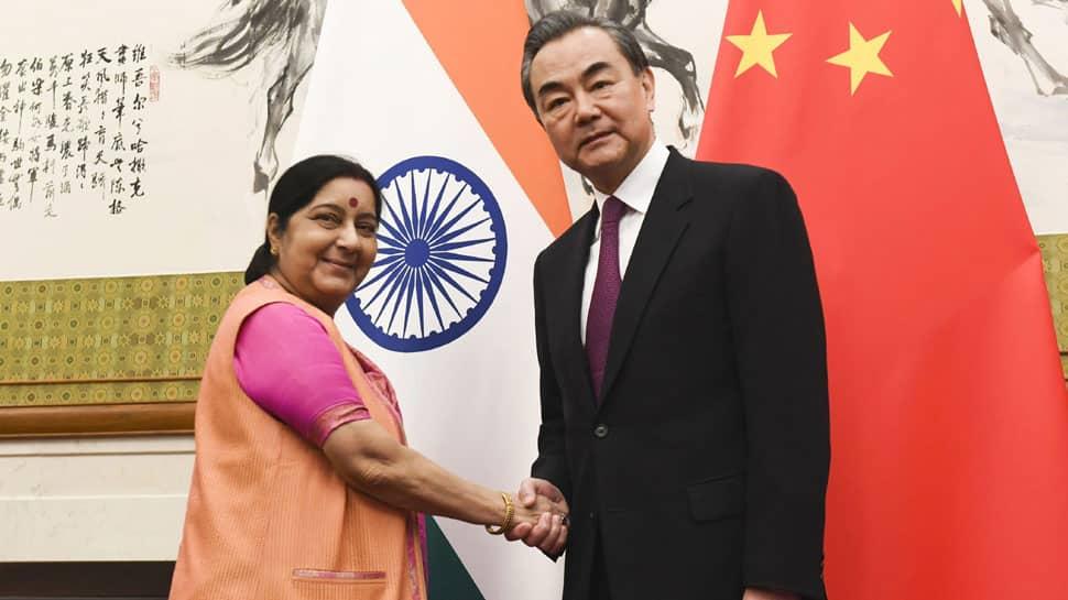Language important in Sino-China relation: External Affairs Minister Sushma Swaraj in Beijing