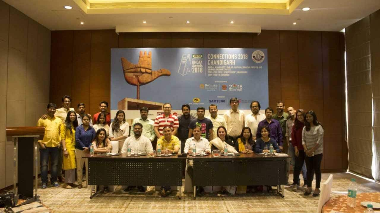 IIMC Alumni meet 'Connections 2018' held in Chandigarh