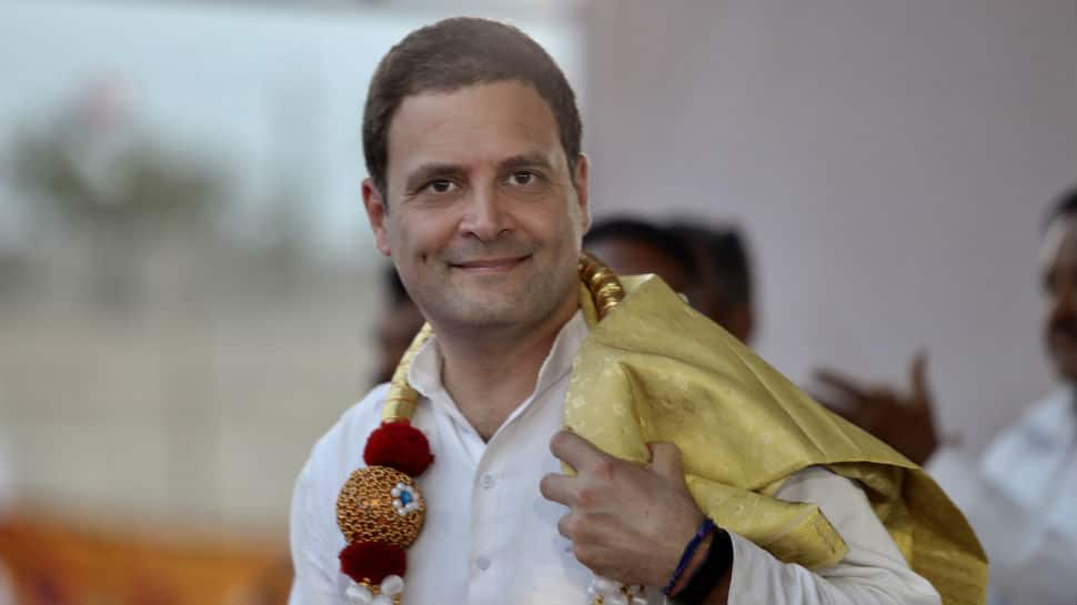 BJP trolls Rahul Gandhi with a clip of his fumbles - Watch