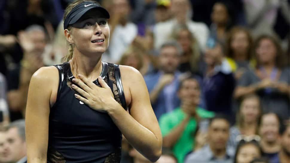 Maria Sharapova dumped out by Caroline Garcia in Stuttgart Grand Prix first round