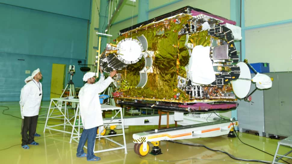 India recalls GSAT-11 satellite for 'additional' tests from Arianespace's rocket port