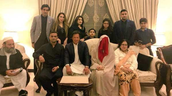 Imran Khan-Bushra Maneka marriage in trouble over her son and his dogs