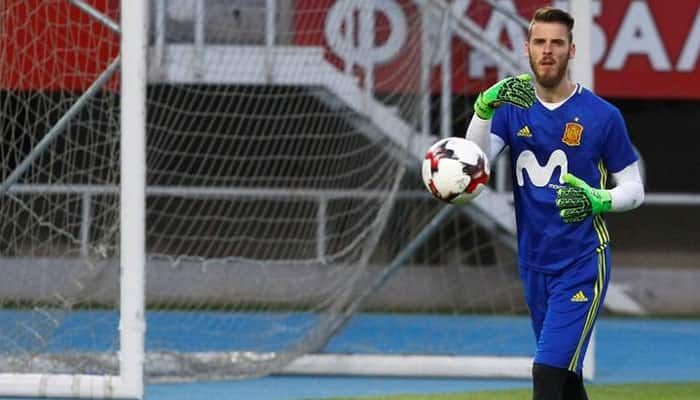 Man United keeper De Gea says current campaign is his best