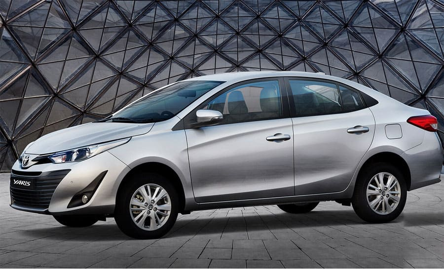 Toyota starts pre-launch bookings for Yaris; launch in May