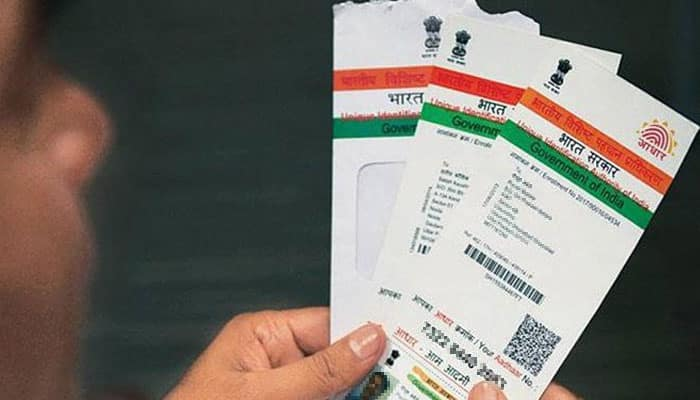 Not a single case of data breach, Aadhaar fully safe: Government