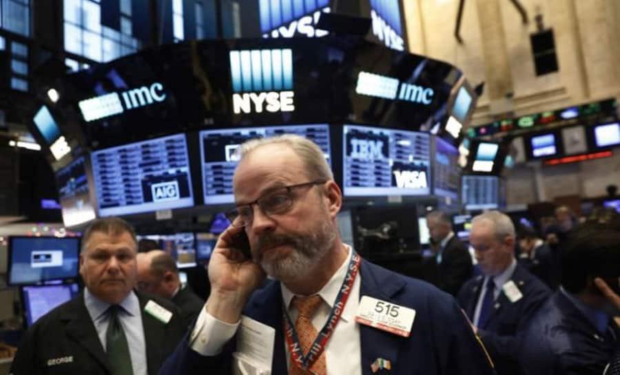 Amazon, Google trading suspended on NYSE
