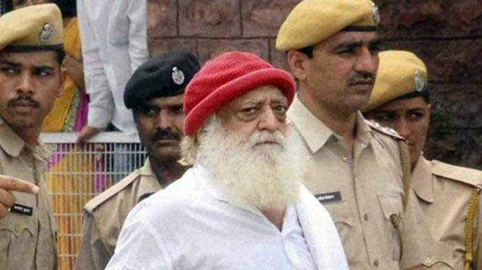 Asaram signboards demolished in Bhopal after his conviction in gangrape case