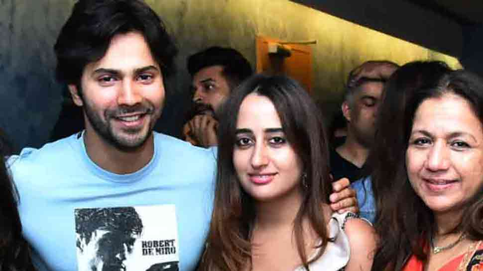 Varun Dhawan opens up about his relationship with Natasha Dalal, says its my job to protect her