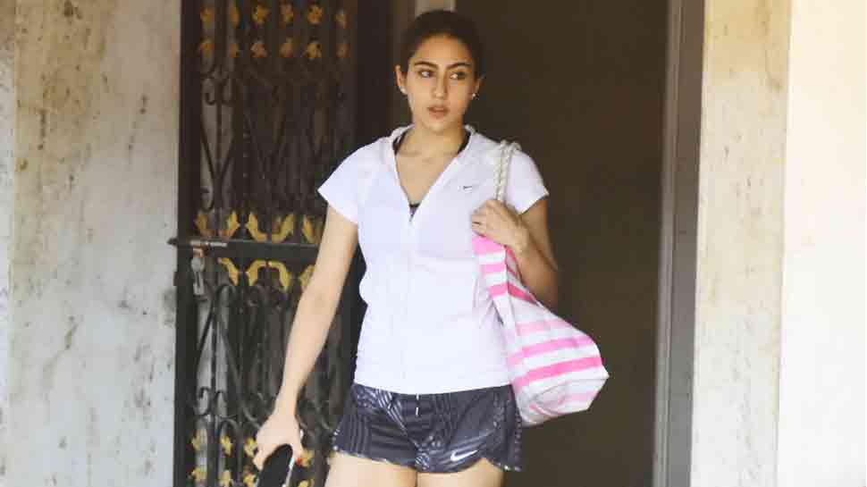 Sara Ali Khan look fit and fab post workout session — See photos
