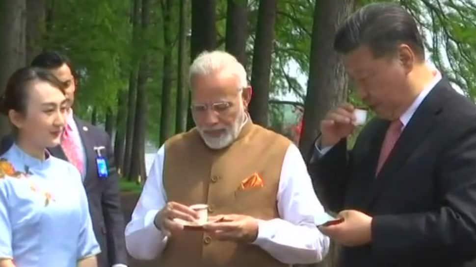 Chai pe charcha in China: PM Narendra Modi and Xi Jinping's tea diplomacy