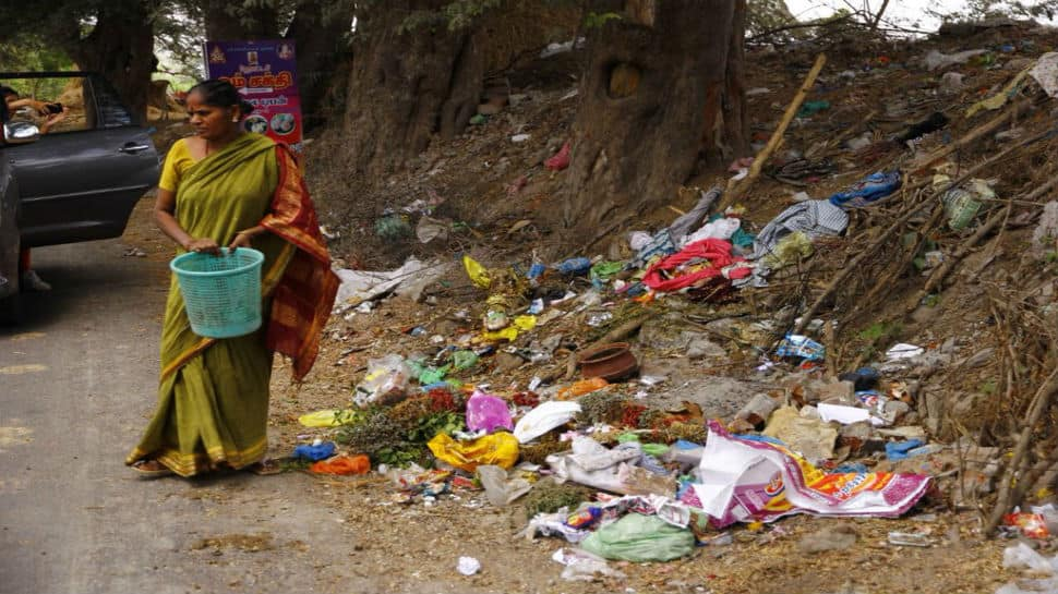 Kiran Bedi says no free rice until Puducherry villages are open-defecation, garbage free