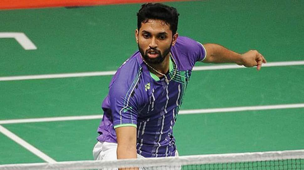 Erratic Prannoy loses in semis of Asia Badminton Championship