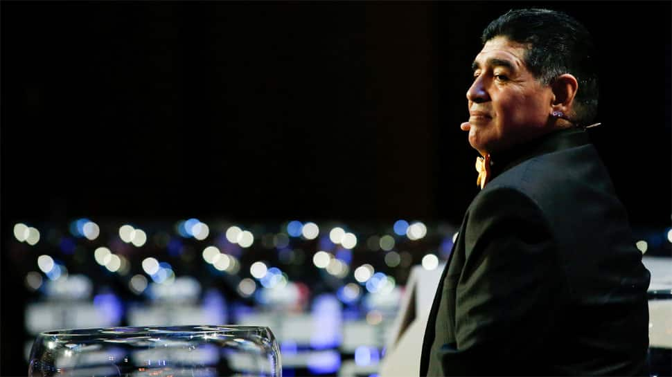 Diego Maradona quits as coach of second division UAE team Al Fujairah