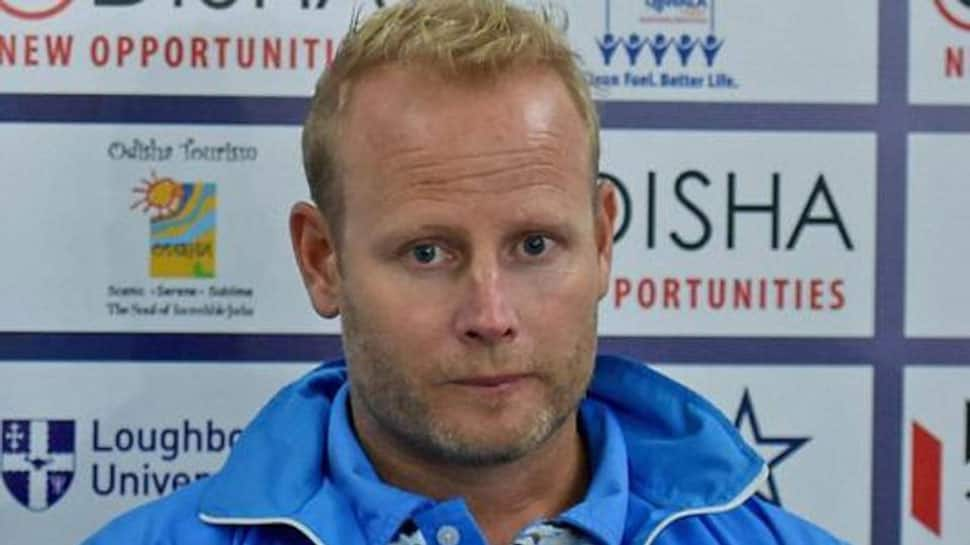 Exclusive: Sjoerd Marijne keeps his job with Hockey India, says David John