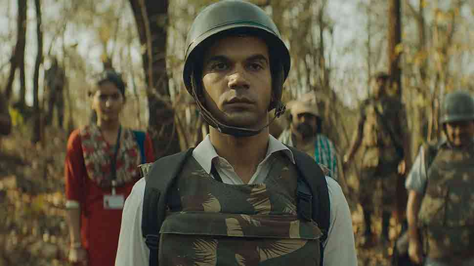 Rajkummar's Newton lands in another legal trouble for maligning CRPF's image