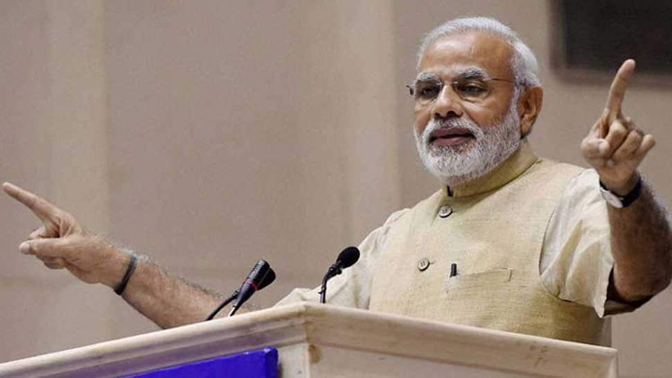 Prime Minister Narendra Modi addresses nation in 43rd edition of Mann ki Baat