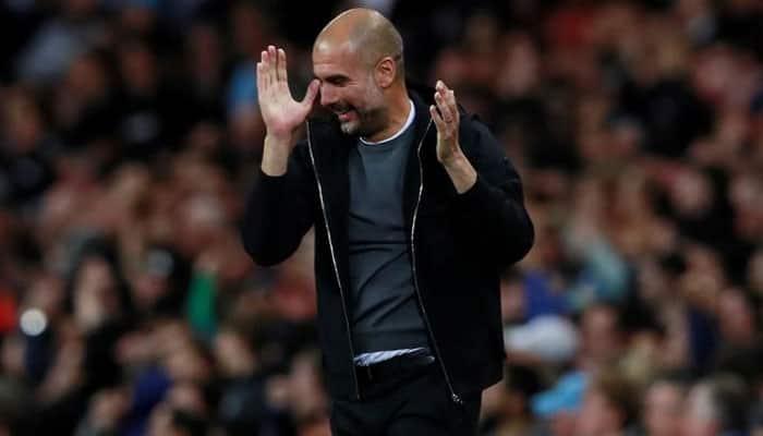 Slick Manchester City equal Premier League win record