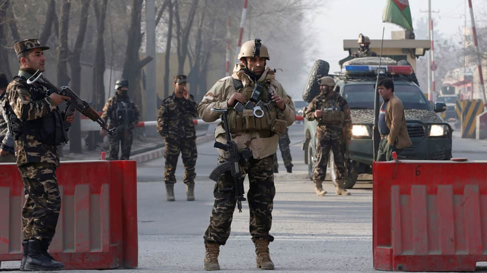 Blasts rock Kabul: Second blast hits same spot as first, as victims were getting help; 25 killed, 45 injured