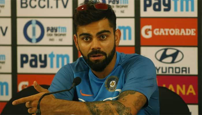 We don't deserve to win if we field like that: Virat Kohli