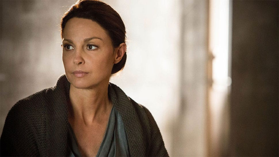 Healing is our birthright: Ashley Judd to sexual assault survivors