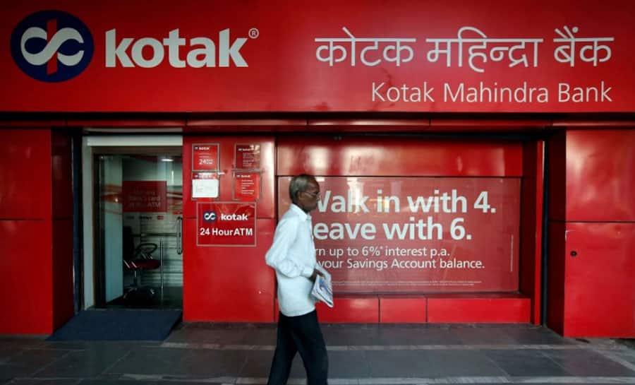 Kotak Mahindra Bank fourth-quarter profit rises 15%