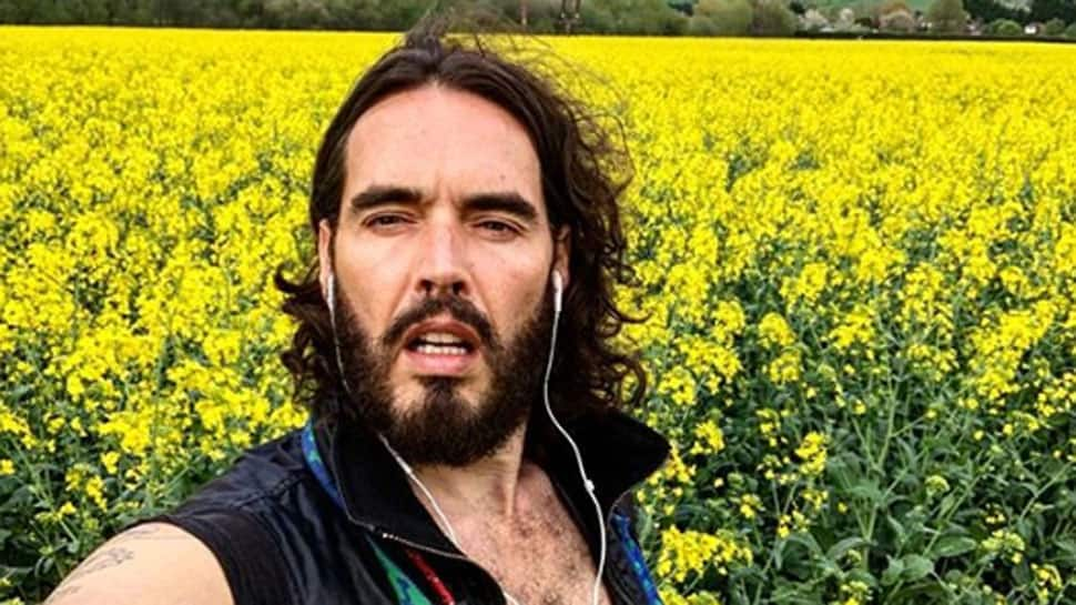 Russell Brand's mother suffers 'life-threatening injuries'