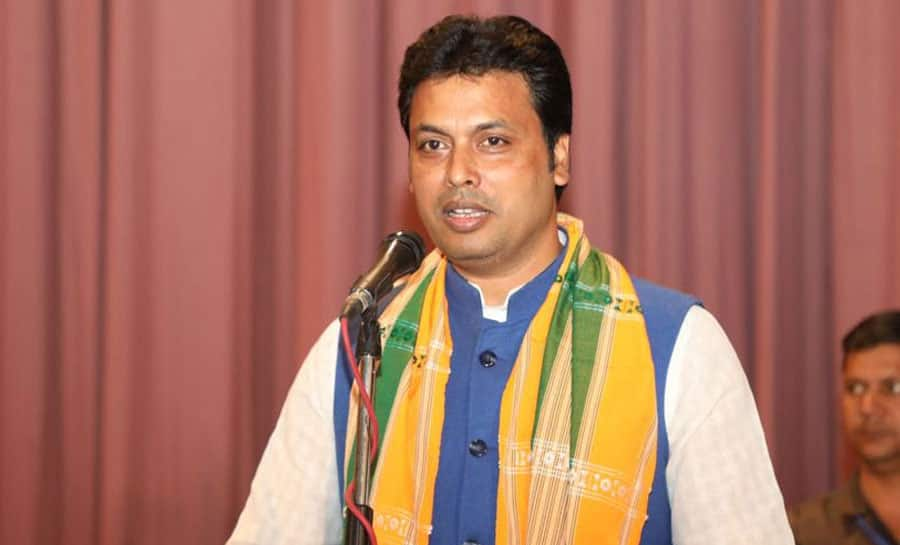 Amul MD supports Tripura CM Biplab Deb's cow rearing tip