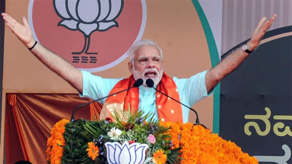 Assembly elections: PM Narendra Modi launches all-out attack on Rahul Gandhi and Congress; Karnataka CM Siddaramaiah hits back