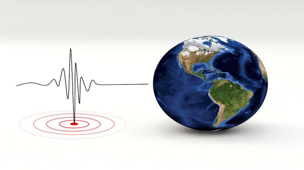 Earthquake measuring 5.1 hits Taiwan