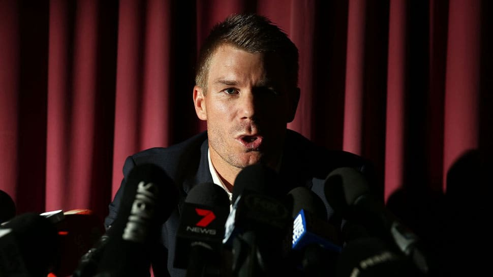 Cricket Australia chief sees way back for disgraced David Warner