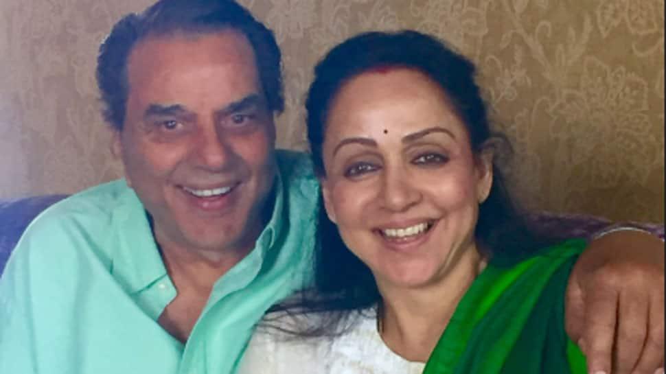 Esha Deol shares unseen pics of parents Hema Malini-Dharmendra on their wedding anniversary