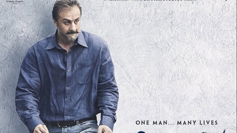 Meet Ranbir Kapoor aka Sanjay Dutt from the 90s in new poster of 'Sanju'